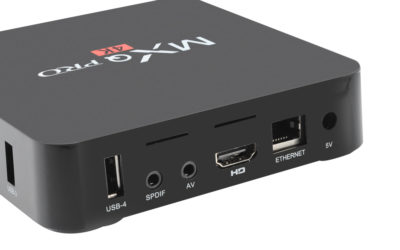 Review: Android TV-Box MXQ Pro 4K