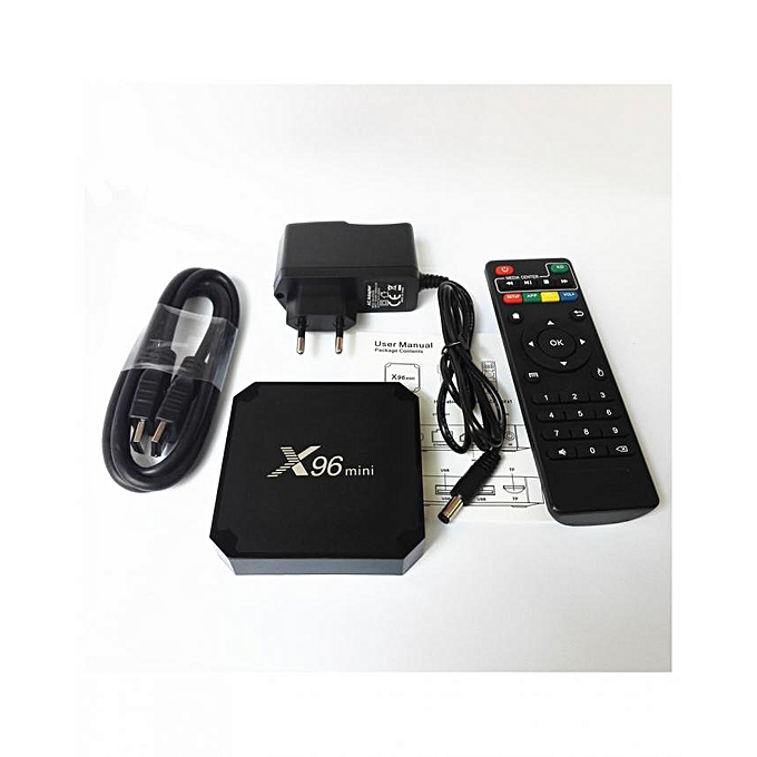 x96 mini tv box review