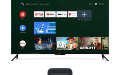Mi Box S: our Review about the last Android TV Box for Xiaomi
