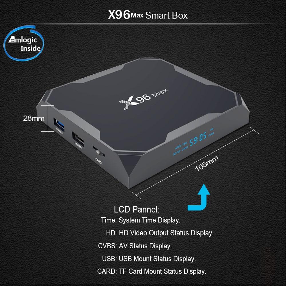 X96 Max opiniones