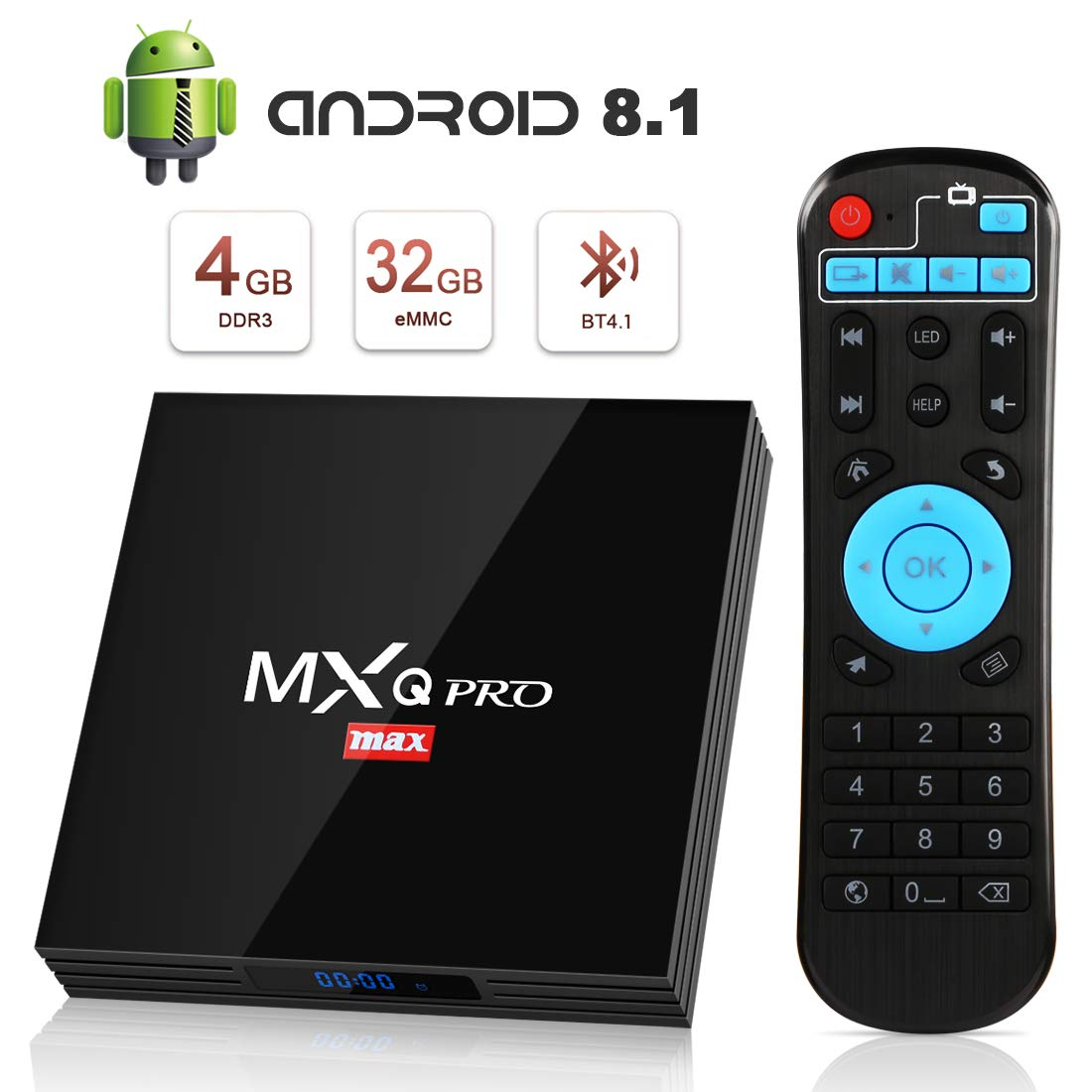 MXQ Pro Max S