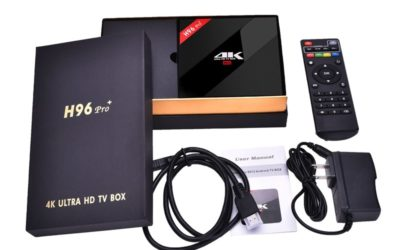 H96 Pro Plus : Our review about the Android TV-Box from Alfawise