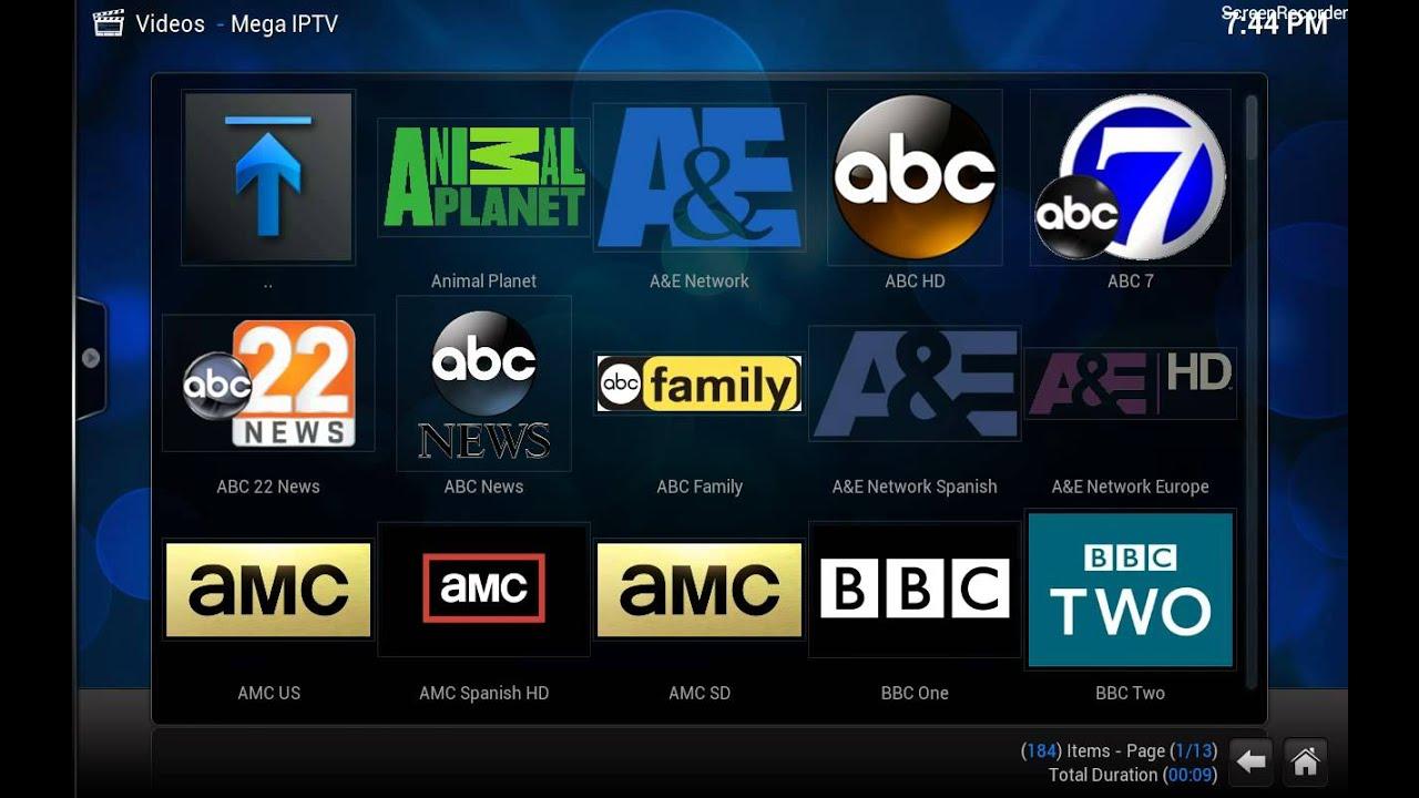 Mega IPTV avis
