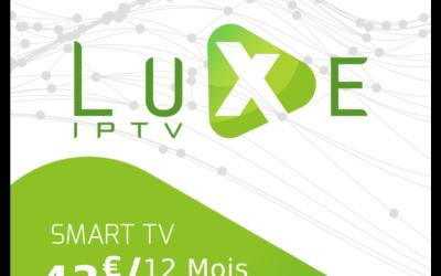 Avis à propos des abonnement du site Luxe IPTV