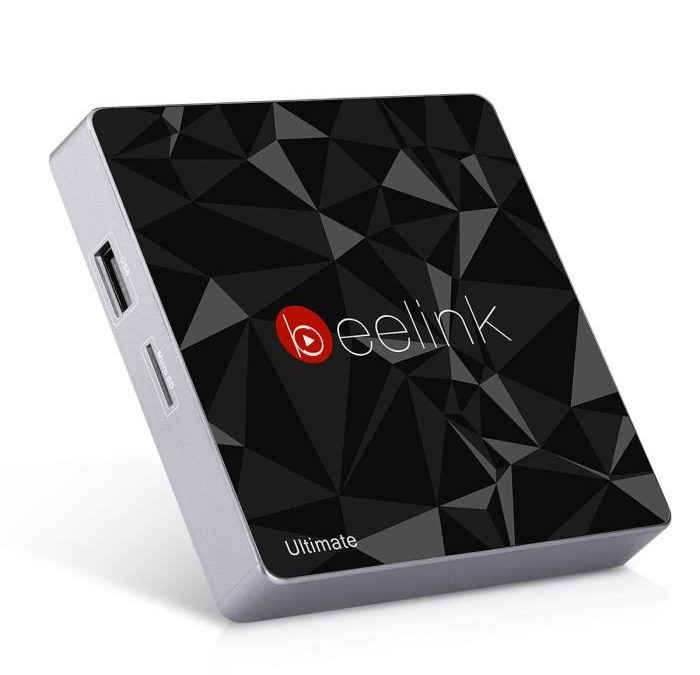 Our Review About the Android TV-Box Beelink GT1 Ultimate