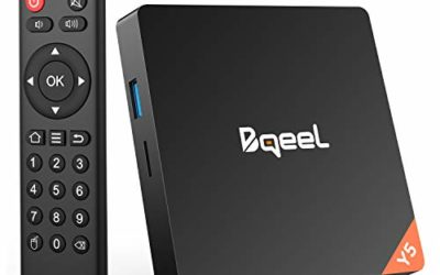 Bqeel Y5 : Our review about this TV-Box Android