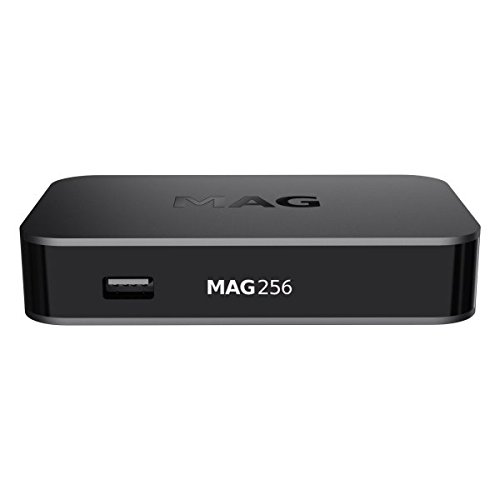 Our review about the IPTV Box Mag 256 from Infomir