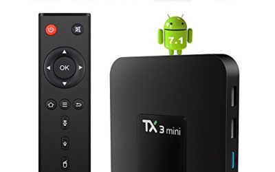 Our review about the Android TV box Tanix TX3 Mini