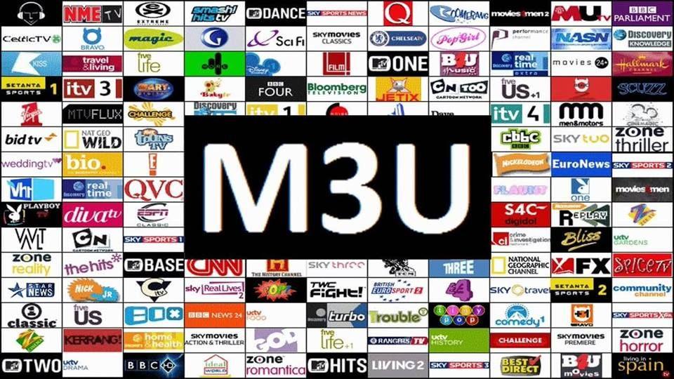 listas m3u iptv