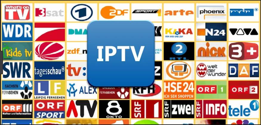 IPTV m3u france playlist