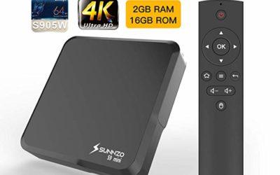 SUNNZO S9 Mini : Notre Avis sur cette box Android