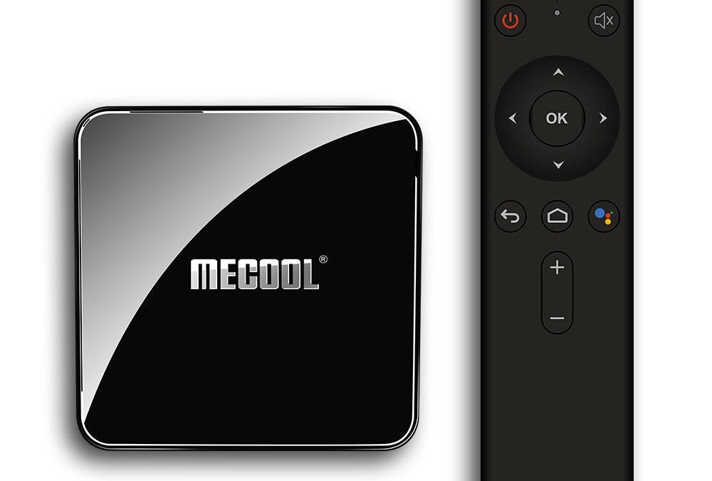 Review: Android TV Box Mecool KM3 Android 9.0
