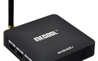 Notre test & avis de la TV box Mecool KM8 P Amlogic S912