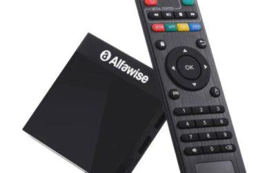 Notre avis sur la TV Box Alfawise A9 4K Amlogic S905