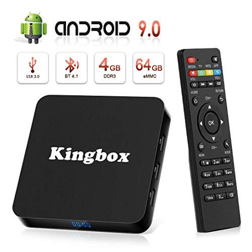 Notre avis sur la box IPTV Kingbox Android 9.0 TV Box