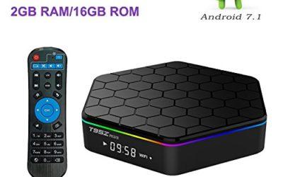 Notre Avis sur la TV Box Android Sunvell T95Z Plus