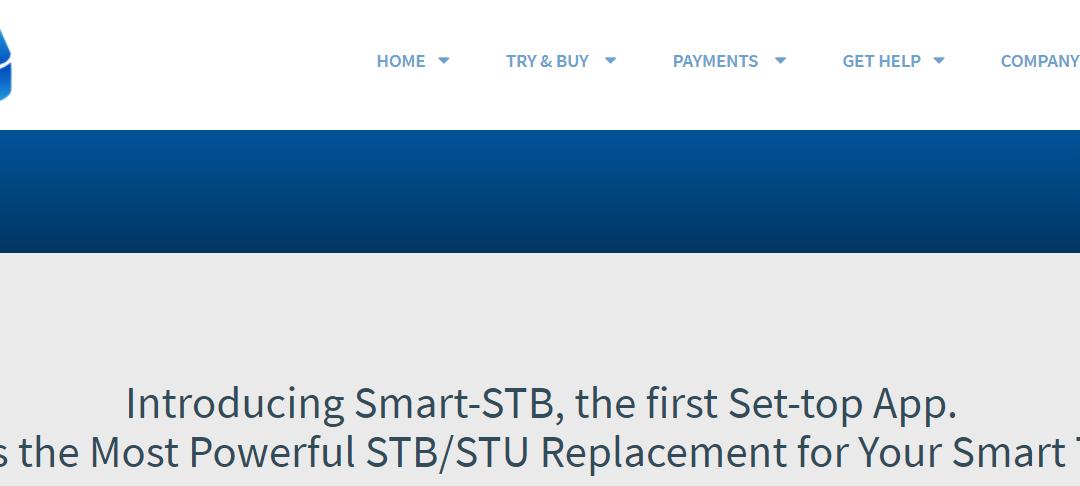 Découvrez Smart STB, la Première Set-Top App