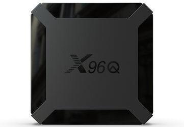 Notre Avis sur la Box Android X96Q Allwinner H313